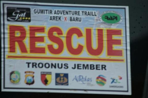 Gumitir Adventure Trail 2012